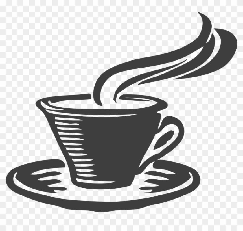 Tea Cup Clipart Steam - Coffee Mug - Tote Bags #566950