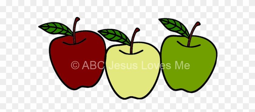 Paint Fall Apples - Autumn #567413