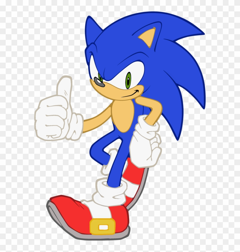 Sonic Vector By Snicketbar Sonic The Hedgehog Characters Free Transparent Png Clipart Images Download