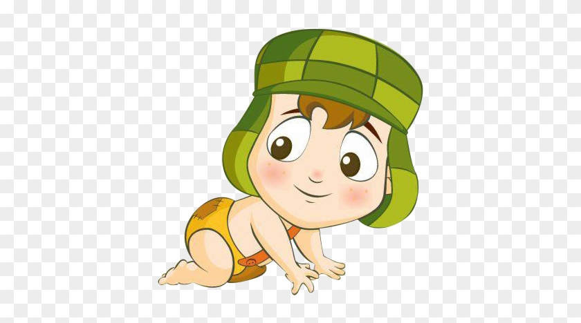Chaves Bebe 01 Baby Chavo Del Ocho Free Transparent Png
