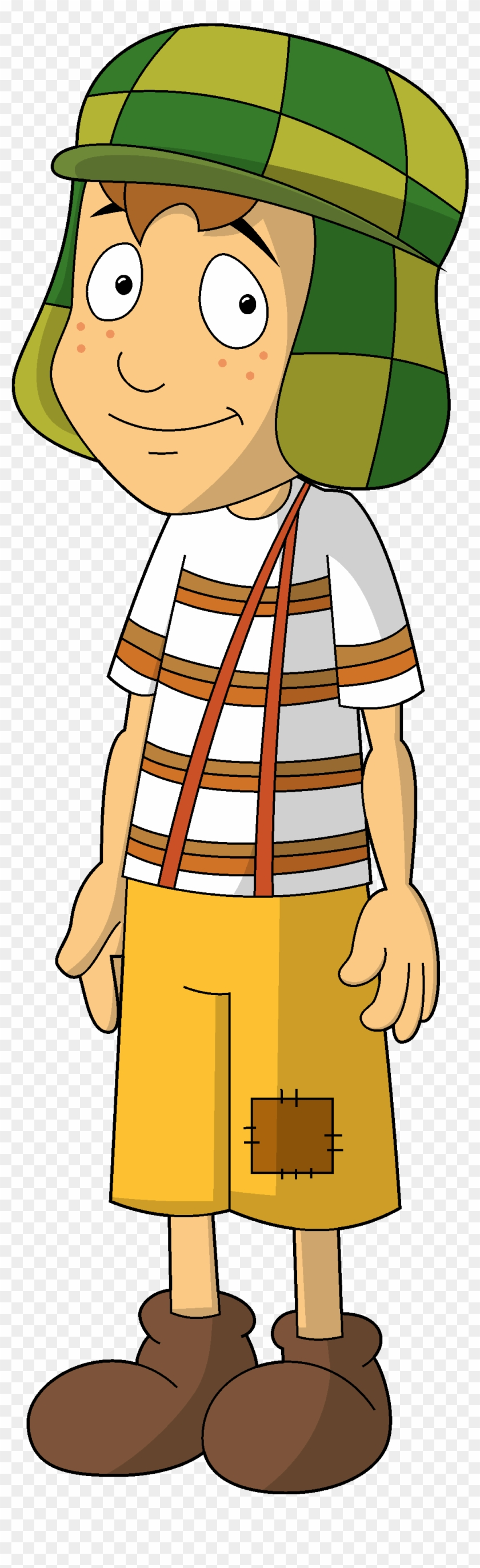 Chaves 01 Chavo Del 8 Animado Free Transparent Png