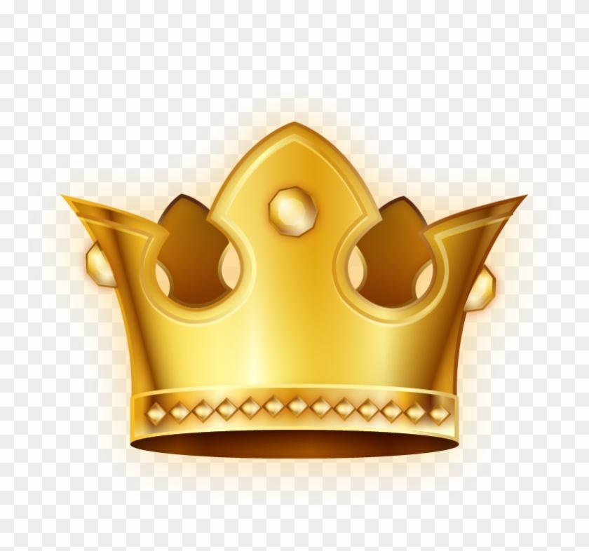 King Crown Queen Regnant - Queen Gold Crown Png #568581