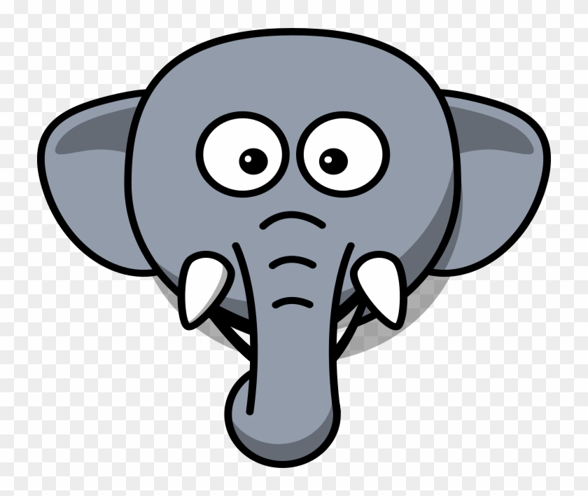 De Mastodon Hosted On Mastodonten - Draw A Elephant Face Easy #569194