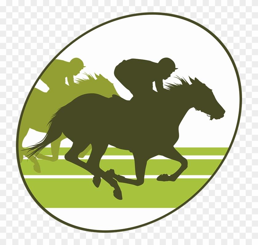 Cartoon Picture Of Horse 24, Buy Clip Art - Race Horse Clip Art #569290