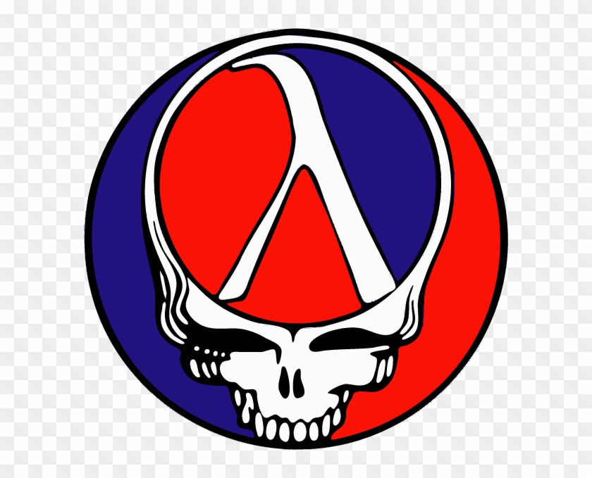 Steal Your Face Plt - Grateful Dead Steal Your Face #569764