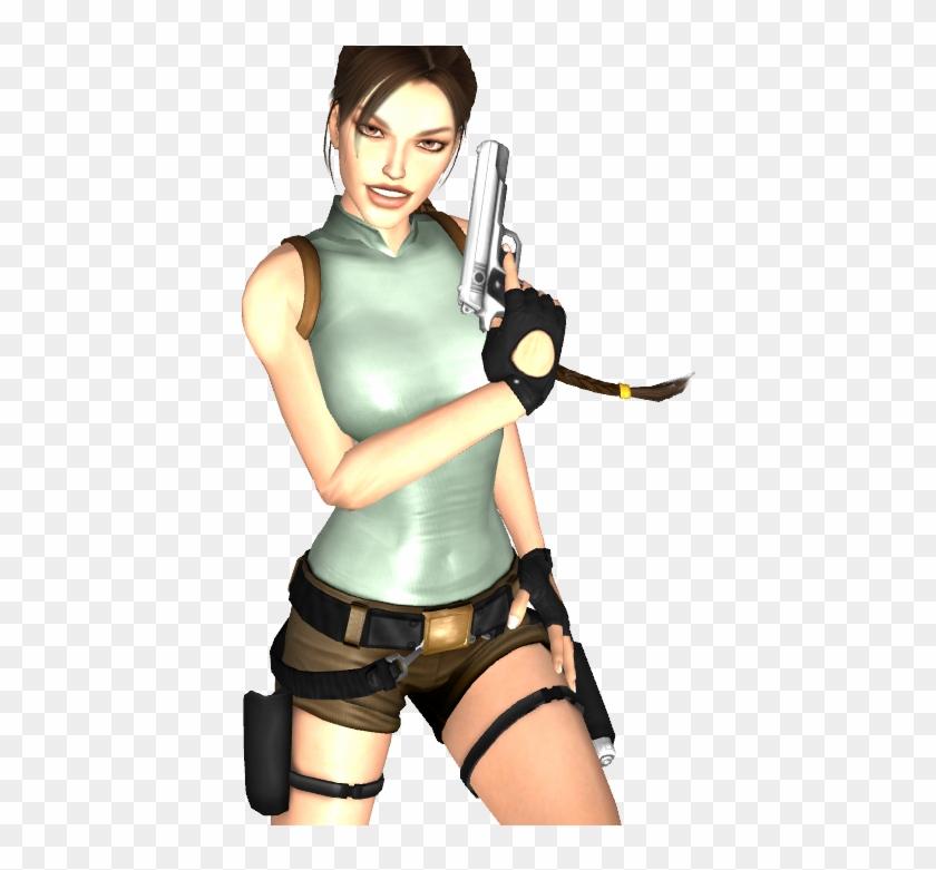 Lara Croft Png Lara Croft Art Png Free Transparent Png Clipart Images Download