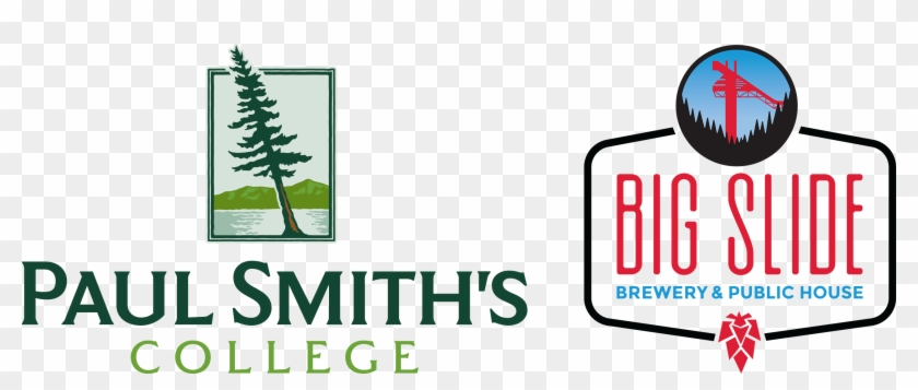 Available In Half-keg Sizes, Psc Pale Ale Will Be Available - Paul Smith's College Logo #571018