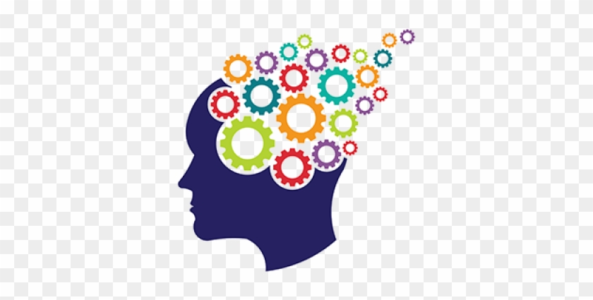 Cognitive Behavioral Therapy Class - Brain With Gears #571039