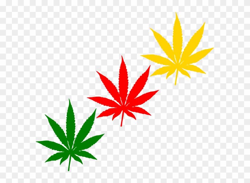 Weed Clip Art At Clker Com Vector Clip Art Online Royalty - Marijuana Leaf Trucker Hat #571043