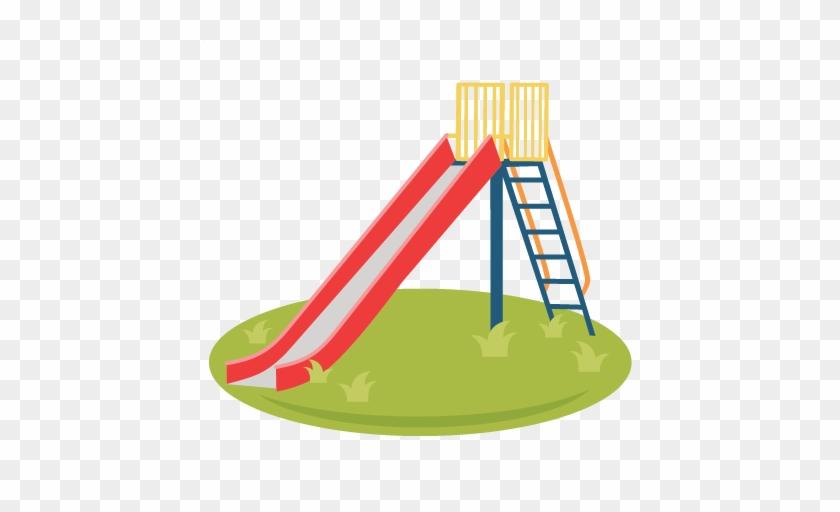 Playground Clipart Transparent - Mat Slide Clipart #571141