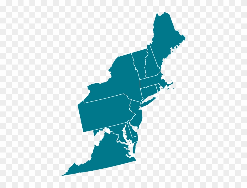 Us Map - Community Media #571148