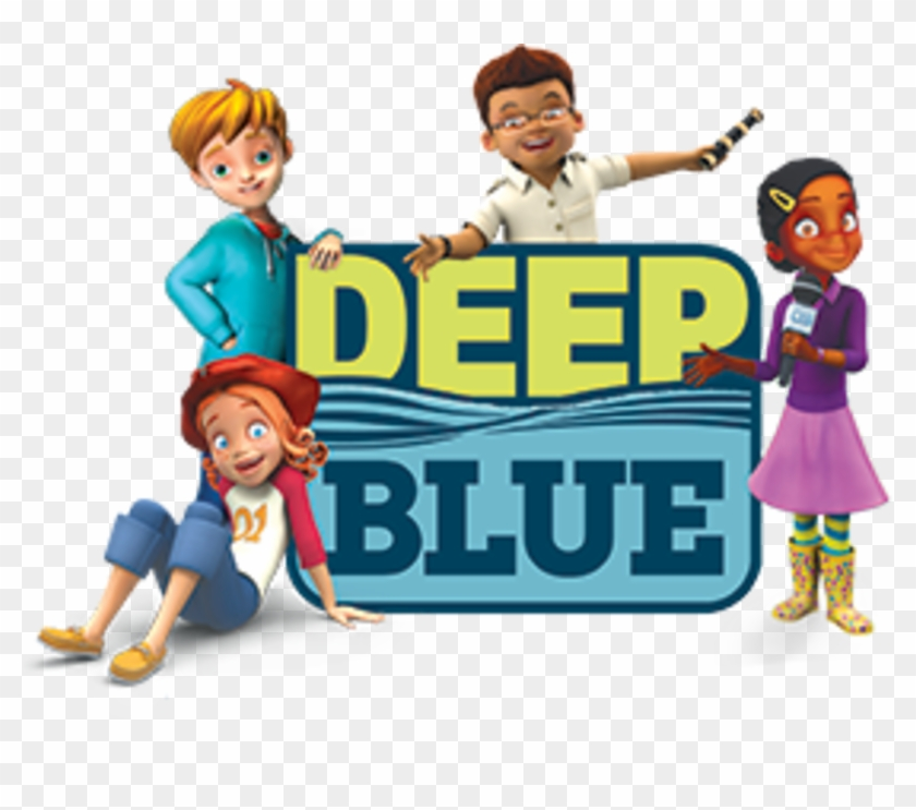Our Sunday School Meets On Sunday At - Deep Blue Decorating Clings #571194