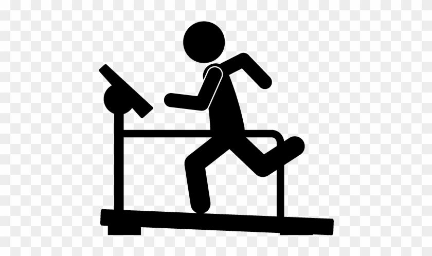 View All Images-1 - Running Machine Clip Art #571230
