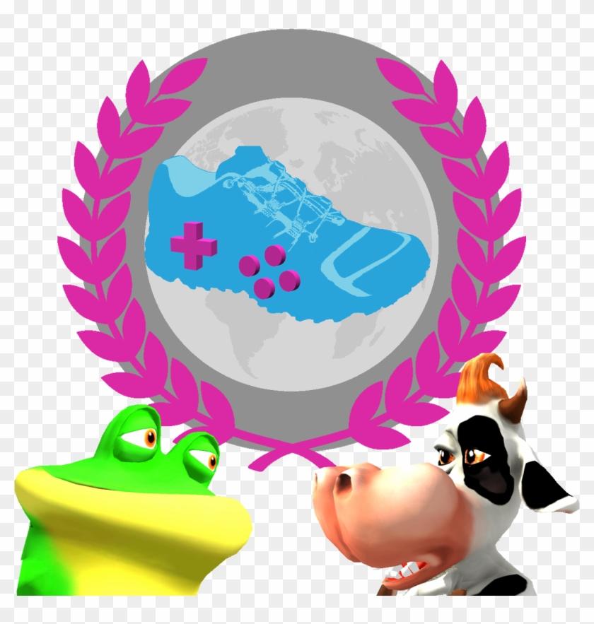 Treadmill Arcade Running Characters - Treadmill #571236