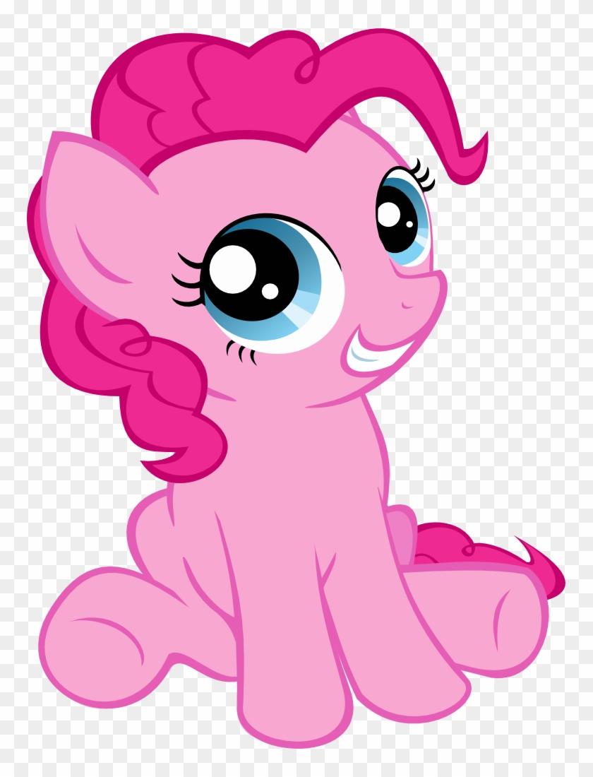 My Little Pony Friendship Is Magic Baby Pinkie Pie - My Little Pony Pinkie Pie Baby #571258