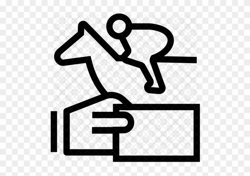 Coins Game Icon - Equestrianism #571279