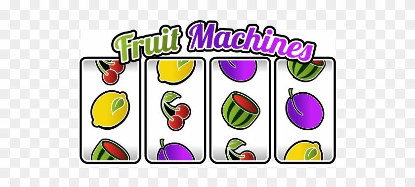 Fruit Machines - Fruit Machine #571289