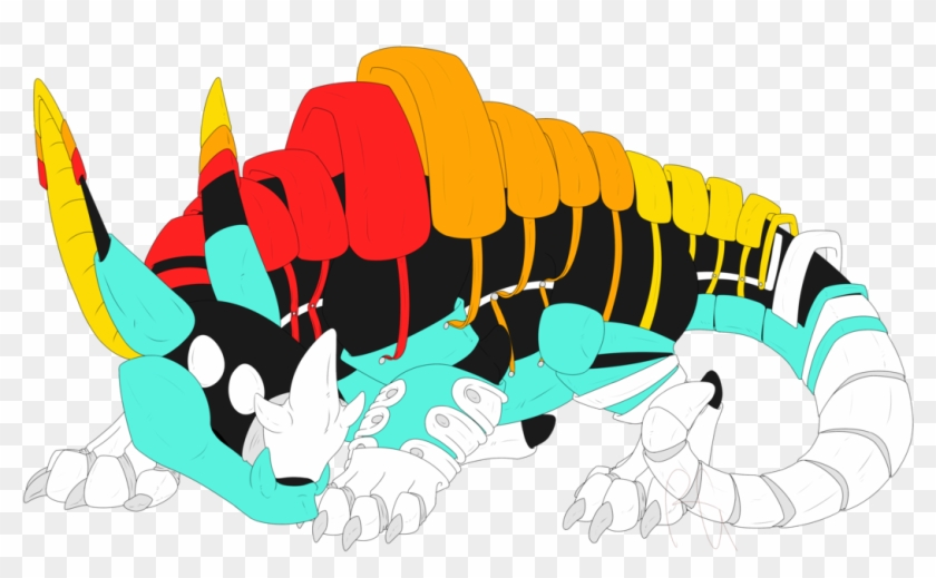 Almighty Pill Bug By Redthegamr - Illustration #571301