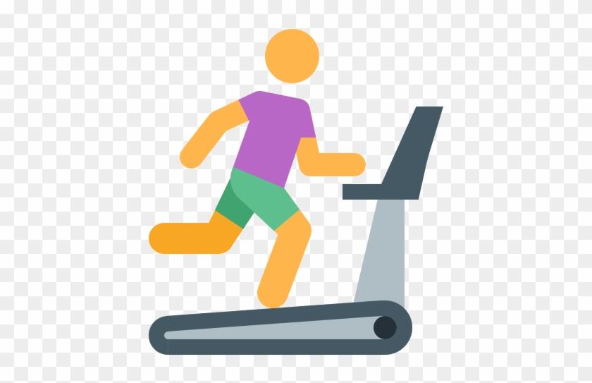 Icons8 Treadmill - Treadmill Icon #571316