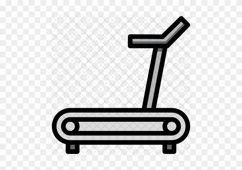 Treadmill Icon - Treadmill #571338
