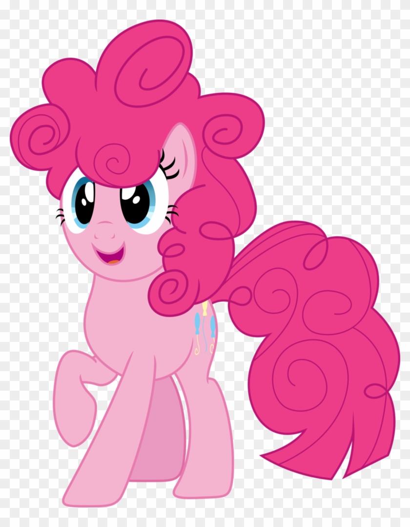 Cotton Candy Mane By Theshadowstone - Mlp Pinkie Pie Drunk #571402