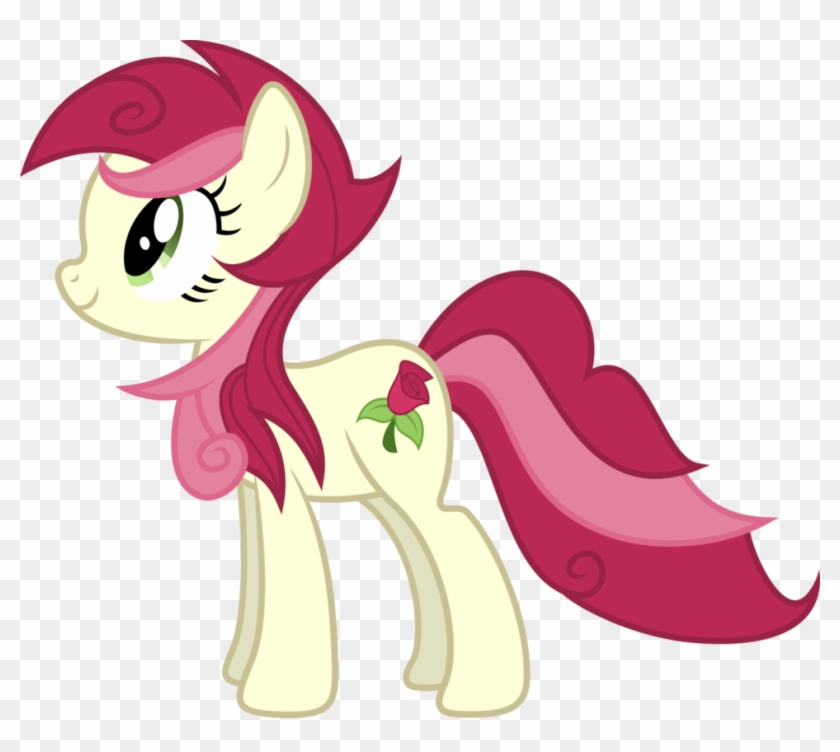 Roseluck's New Mane Style - Mlp Fim Mane And Tail Styles #571457