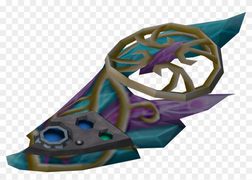 The Augmented Attuned Crystal Ward Is A Level 80 Magic - The Augmented Attuned Crystal Ward Is A Level 80 Magic #571465