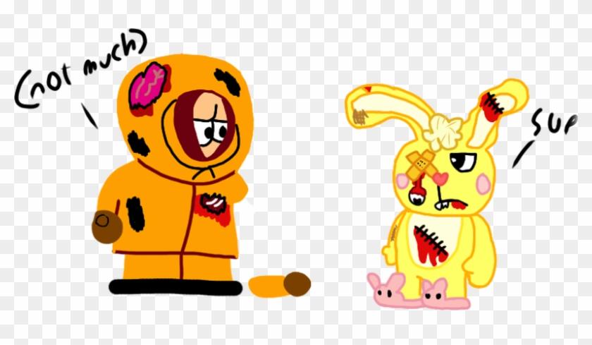 The Poor Kid And The Unlucky Rabbit By Mrtheamazingdude - Cartoon #571458