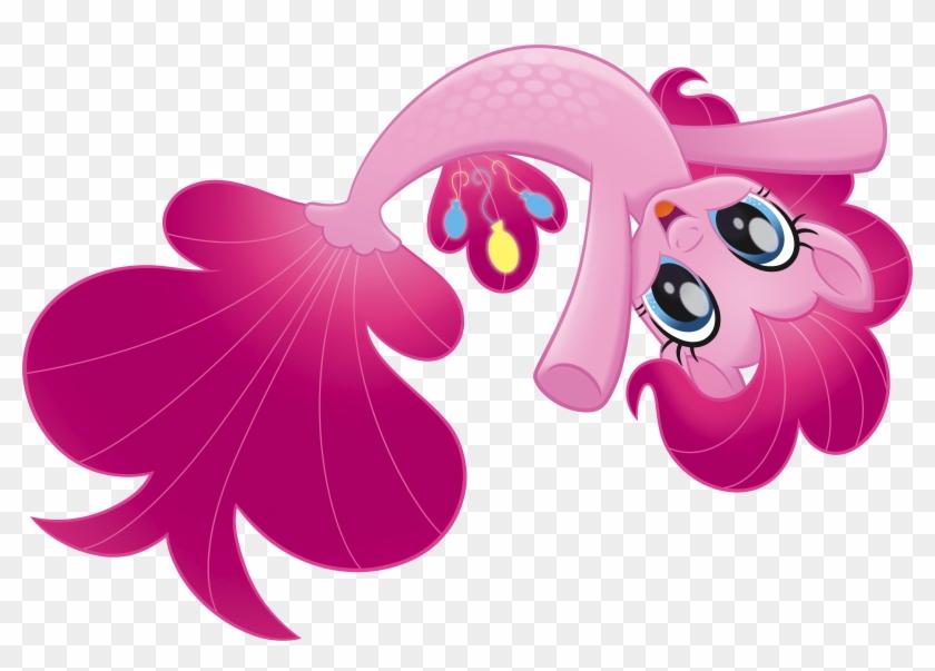 Absurd Res, My Little Pony - Sea Pony Pinkie Pie #571519