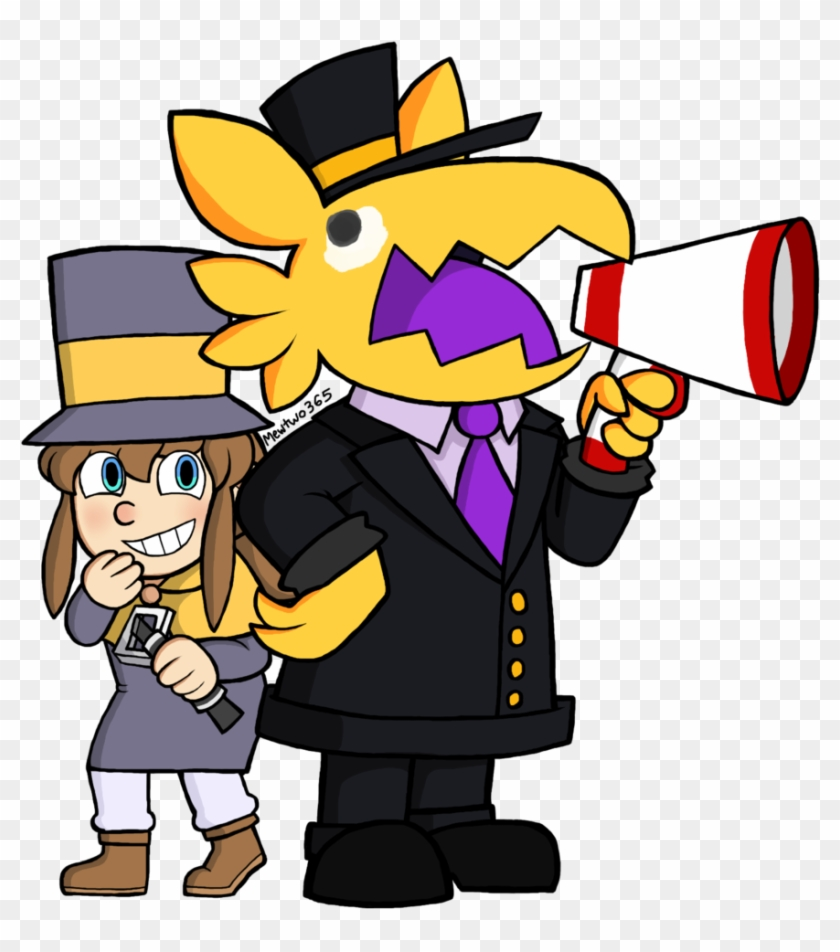 Marker Prank By Mewtwo365 Marker Prank By Mewtwo365 - Conductor A Hat In Time #571521