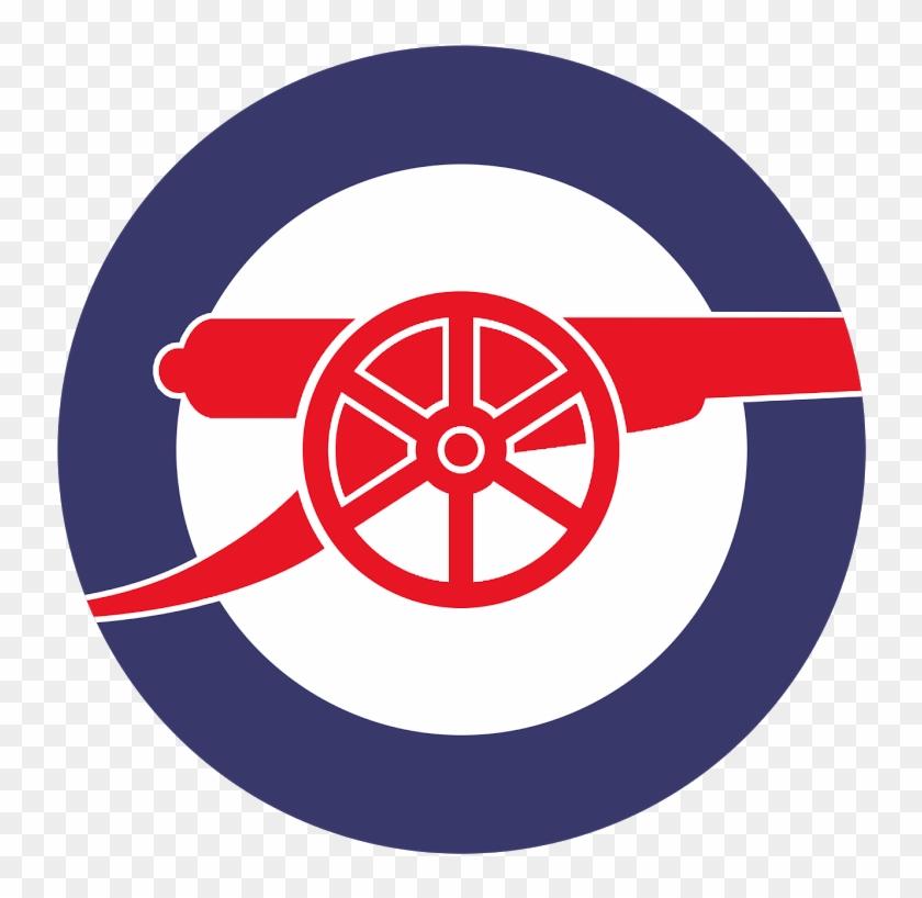 Bullseye-logo - Arsenal Cannon #571555
