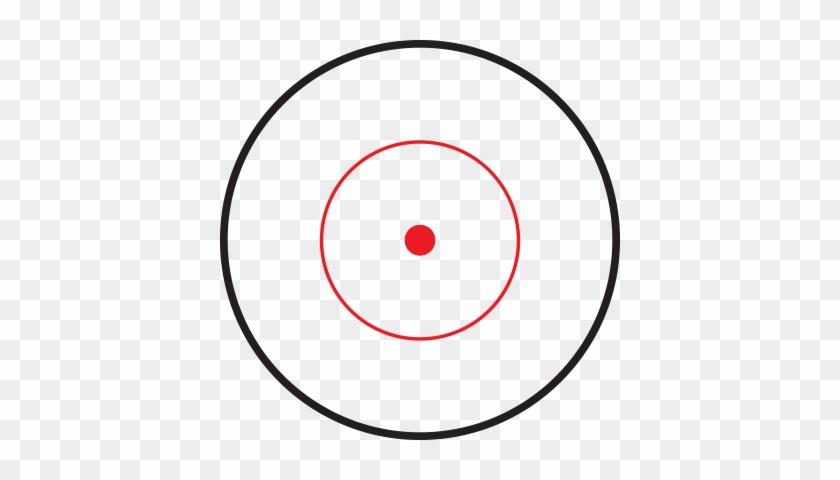 Reticle Type, Dot Bullseye Cross Starburst - Horizon Observatory #571594