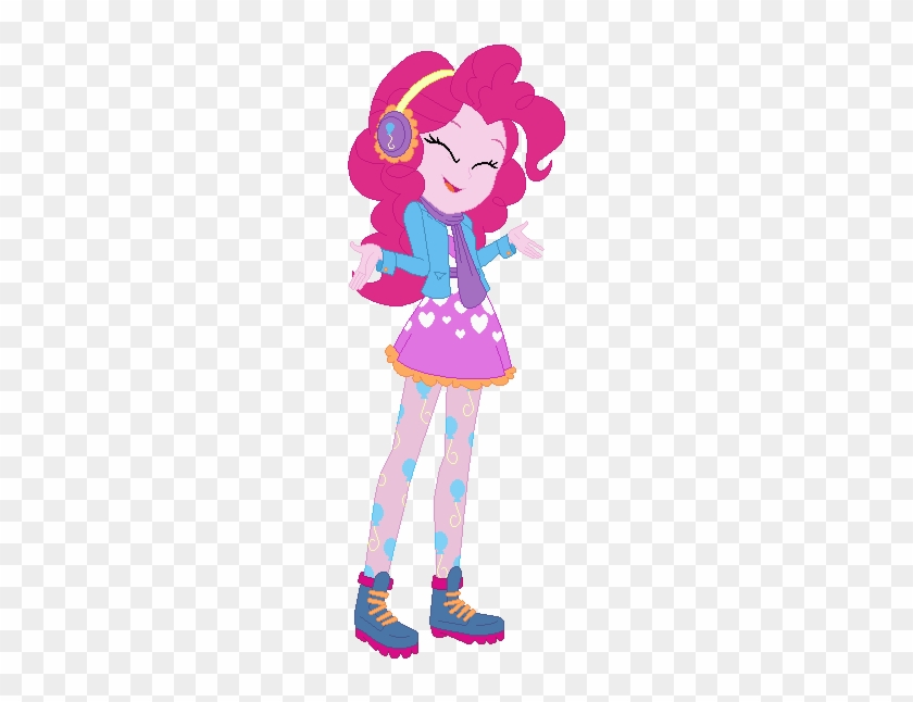 Pinkie Pie's Winter Outfit By Allegro15 - Pinkie Pie Outfirrs #571601