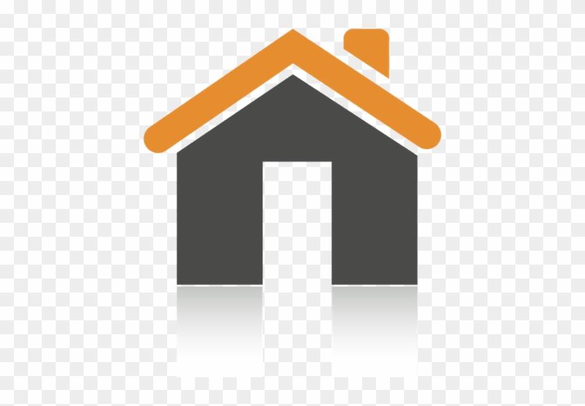 Minimal Line Design Logo, Home Icon Stock Vector - Alt Attribute #571607