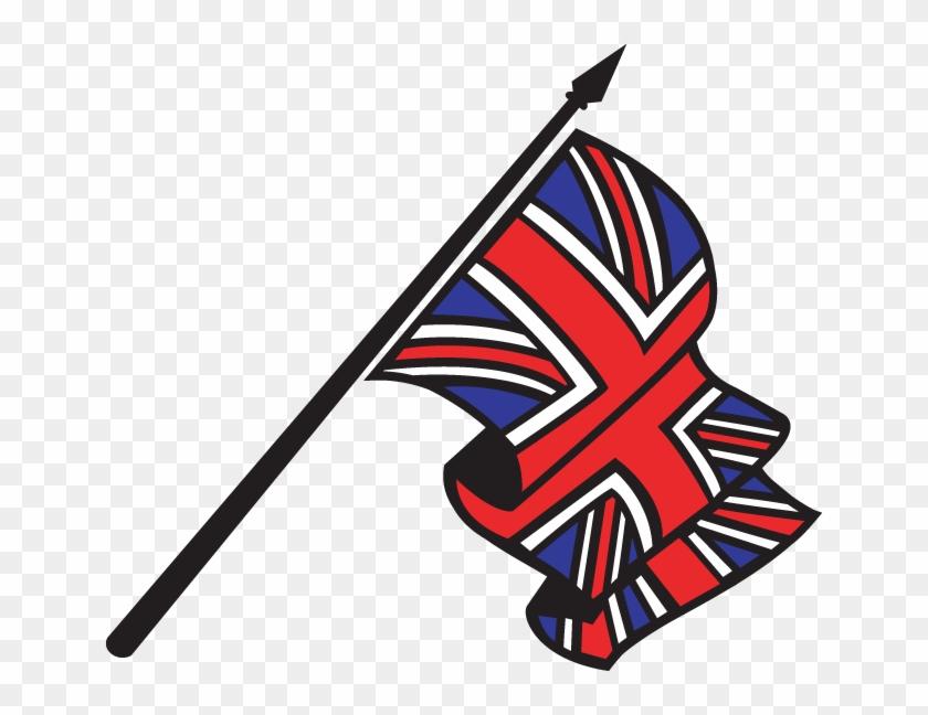 Usa And England Flags - Usa And England Flags #571641