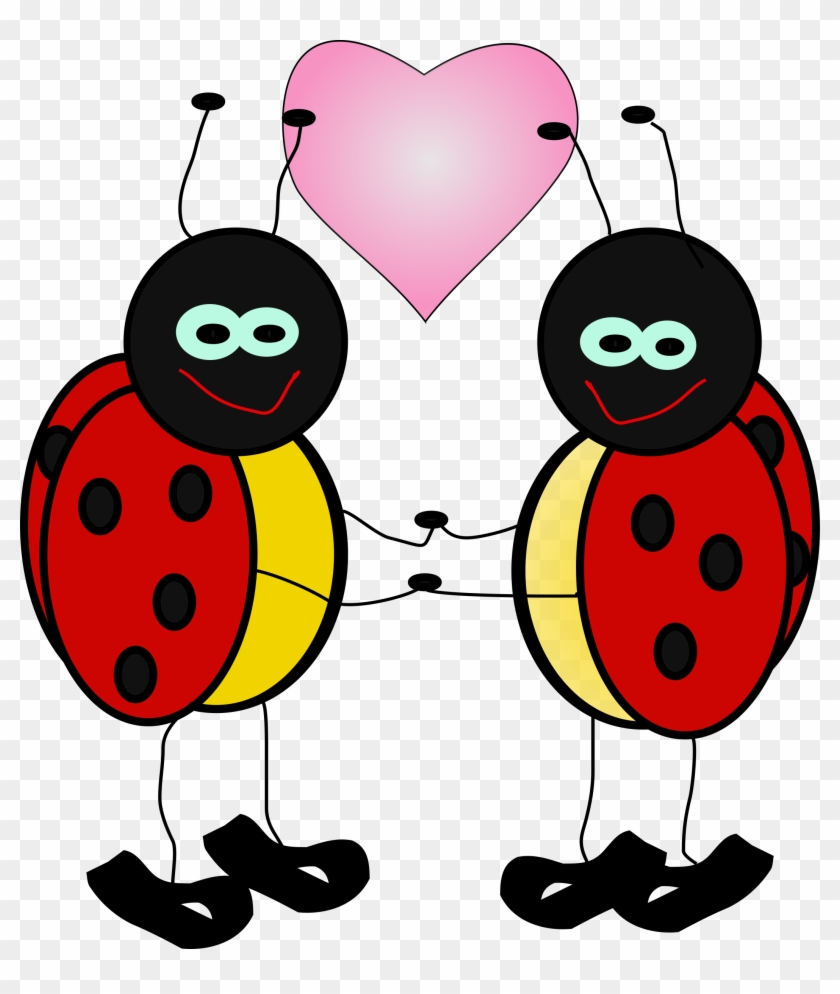 Clipart Lady Bugs - Clip Art Moving Animation #571651