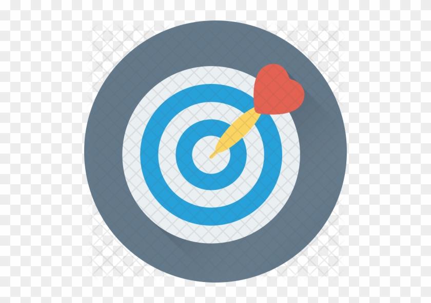 Bulls Eye Icon - Bullseye #571650