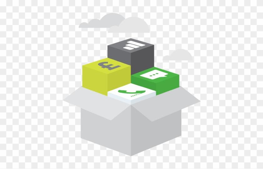 Qivox Dca In A Box Illustration - Illustration #571685