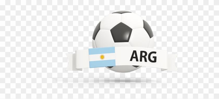 Illustration Of Flag Of Argentina - Flag #571687