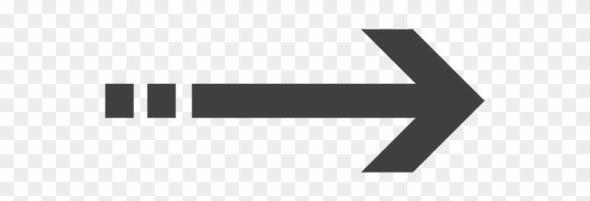 Arrow Symbol Web Design, Logo Ui Vector Illustration, - Flat Design Arrow Png #571713