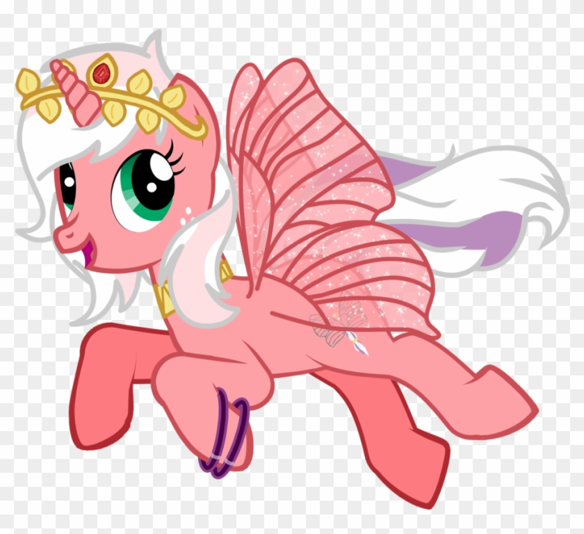 Princess Fairy Tail By Dramakid99 - My Little Pony Fairy #571717