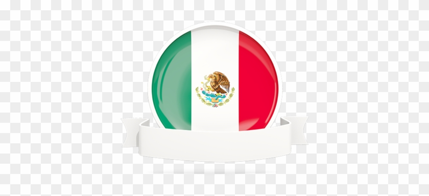 Illustration Of Flag Of Mexico - Flag #571745