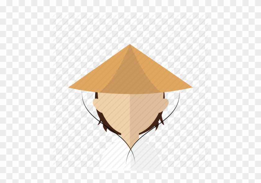 Simple Illustration Of 9 Tourism In - Vietnam Hat Icon Png #571761