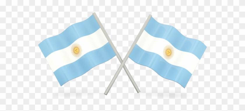 Illustration Of Flag Of Argentina - Flag Of Argentina #571809