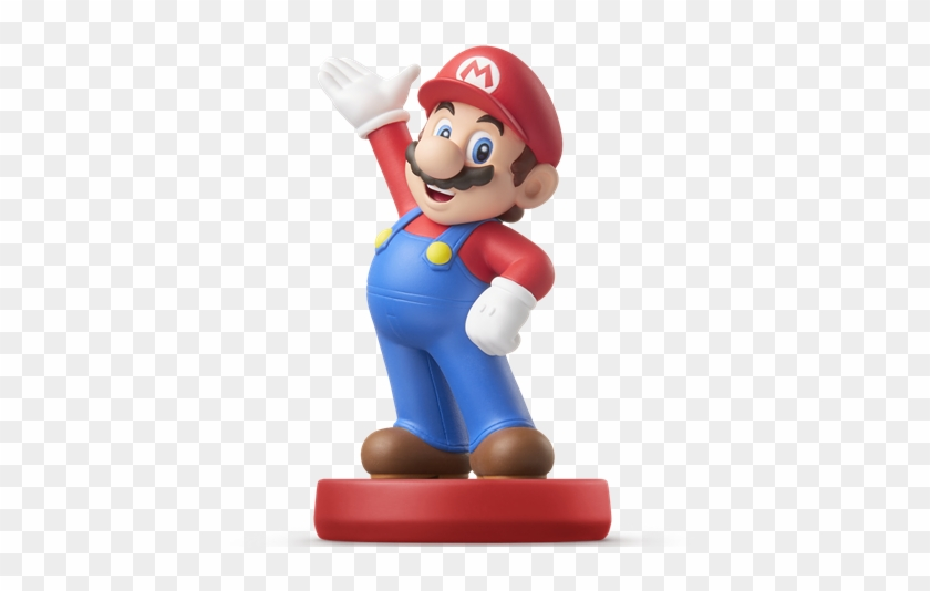 Mario - Mario Party Mario Amiibo #571853