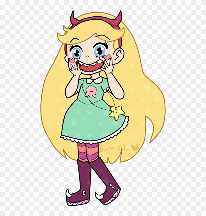 Star Butterfly By Tinywalrus - Comics #571868