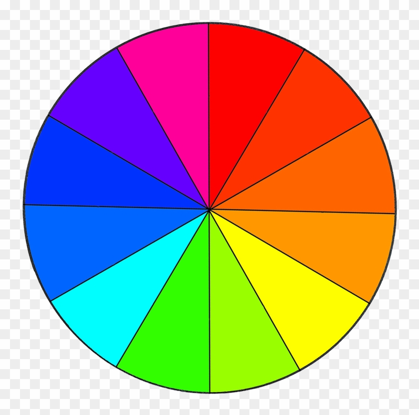 Color Wheel - Color Wheel #571887