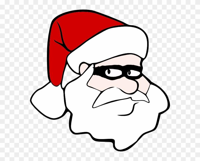 Secret Santa Clipart - Secret Santa Clipart #571890