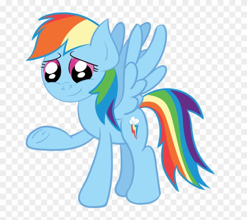 Rainbow Dash, Hoof Thing - Rainbow Dash #571929