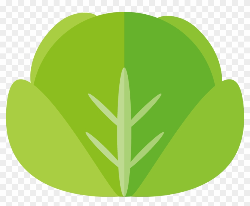 Vegetable Bok Choy Icon - Vegetable Bok Choy Icon #571957